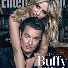 Buffy 20th anniversary  - Buffy and Spike