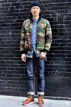 Men's outfit style idea