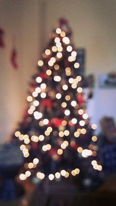 May the Christmas lights bring joy and happiness to our souls..