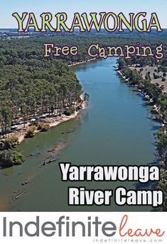 Yarrawonga Free Camping at it's best! Yarrawonga River Camp is a fabulous spot right on the banks of the Murray River and located so conveniently to the township! Click through to check out our other 21 Best Free Camps around Australia! Camping With Kids, Family Camping, Tent Camping, Campsite, Walmart Camping, Solar Camping, Backpack Camping, Camping Packing, Beach Camping