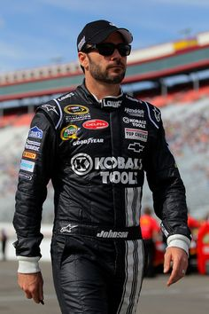 Jimmie Johnson ... I need Kobalt Tools from Lowes, right now!