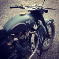 ROYAL ENFIELD BULLET for Army.