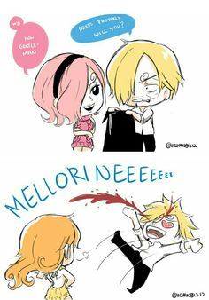 One piece | Reiju, Sanji, Nami