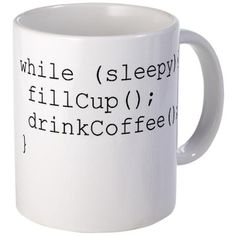 Javascript Coffee Mug