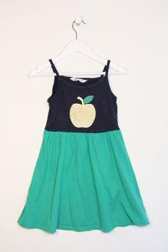 Vestido 4-6 años
