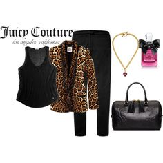 """Wild for Gifts with Juicy Couture"" by reneeward400 on Polyvore"