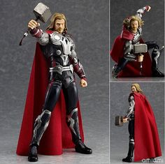 14.39$  Watch here - http://alitcj.shopchina.info/go.php?t=32656193903 - NEW hot 16cm avengers Super hero thor movable action figure toys collection christmas toy doll  #bestbuy