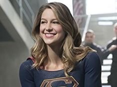 "I got ""Supergirl""!"