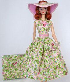 "Handmade Vintage Barbie/Silkstone Fashion by Roxy-""GARDEN PARTY"" -11pcs   Dolls & Bears, Dolls, Barbie Contemporary (1973-Now)   eBay!"