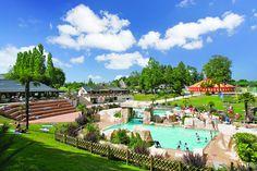 Camping***** Le Domaine des Ormes - Epiniac #Camping #Bretagne #Dol #Piscine #Vacances