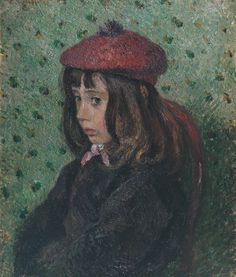 Camille Pissarro Pictures of Him | Toits Rouges (46x48cm)