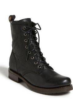 66d06e2ae263ca Frye  Veronica Combat  Boot (Women)