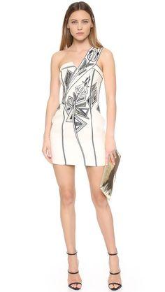 sass & bide Blackest Lava Dress  Like the graphics not the shape