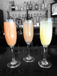 Our new Fruit Bellinis are almost too pretty to drink. Almost! Guava, Blood Peach, and Pear. #Bellini #TeatroBoston   https://www.facebook.com/photo.php?fbid=518106314945879&set=pb.218880358201811.-2207520000.1383597368.&type=3&theater