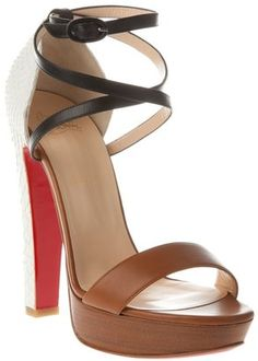 be3ead6a1962 Shop Women s Christian Louboutin Sandal heels on Lyst. Track over 2642  Christian Louboutin Sandal heels for stock and sale updates.