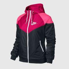 Nike - Women's Windrunner (Black)