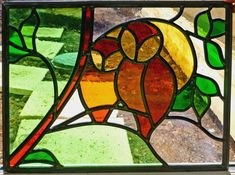 Stained glass windows, mirrors, lightcatchers, designs, jewellery ...