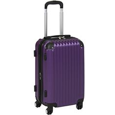 """Best Choice Products 20"""" Hardshell Spinner Expandable Carry On Luggage Travel Bag ** Click image for more details. Amazon Affiliate Program's Ads."""