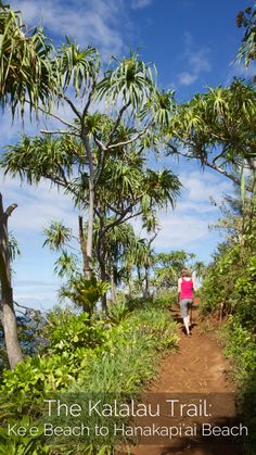 Glad I Hiked It: The Kalalau Trail to Hanakapi'ai Beach | #kauai #hawaii #hike