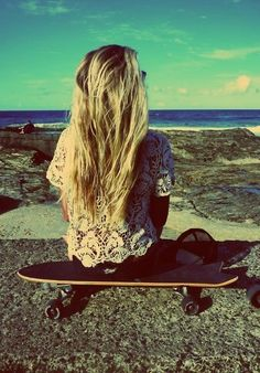 longboarding <3