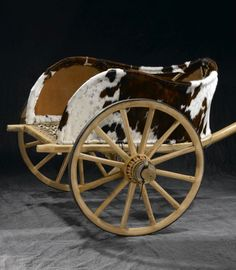 Celts: Recreating an Iron Age chariot