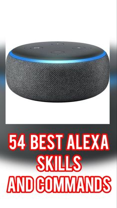 Alexa App, Alexa Echo, Echo Speaker, Speakers, Alexa Commands, Alexa Skills, Word Of The Day, Siri