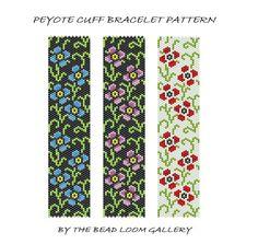 photos of Beading Loom Bracelet Patterns