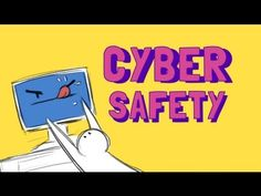 """Internet Safety Video from WatchWellCast. """"Safe Web Surfing: Top Tips for Kids and Teens Online"""" Very well done! Internet Safety Rules, Safe Internet, Digital Literacy, Digital Storytelling, Cyber Safety For Kids, Kids Safety, Staying Safe Online, Stay Safe, Digital Footprint"""