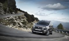 New #PeugeotPartnerTepee gives even greater freedom of action! #Peugeot