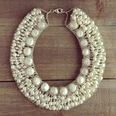 Pree Brulee - Fairy Freshwater Pearl Handmade Necklace
