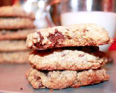 Pecan Toffee Chip Cookies