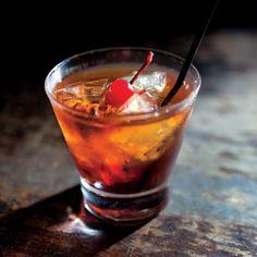 Manhattan (Rye Whiskey, Sweet Vermouth Cocktail) Recipe | SAVEUR