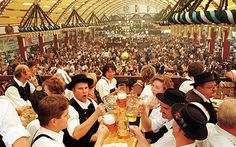 Your Guide to Oktoberfest (Munich, Germany) [late September- first weekend in October]