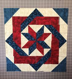 Everyone Deserves a Quilt: Sew to Regroup Quilt Square Patterns, Barn Quilt Patterns, Pattern Blocks, Square Quilt, Half Square Triangle Quilts Pattern, Star Quilt Blocks, Star Quilts, Scrappy Quilts, Barn Quilt Designs