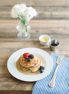 Guilt-Free Pancake Recipe – Inspired by This