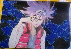 Kaito from phi brain kami no puzzle