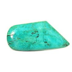 123Ct Fancy Cut Finest Natural Turquoise Loose Gemstone For Pendant Size