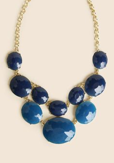 Everyone needs a statement necklace this fall.