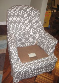 14 Easy Slipcover Instructions