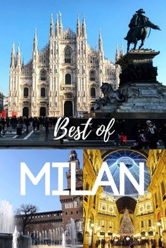 Milan is one of the best Italian cities. Come check out the best things to do and see in city of fashion.