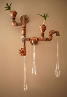 Liquid Light - totally in love with these... Oh to dream!