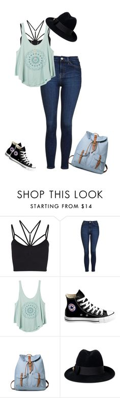 """To find he likes you"" by wogfrog ❤ liked on Polyvore featuring Sweaty Betty, Topshop, RVCA, Converse, Gucci and EF Collection"