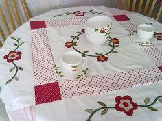 toalha de chá... | Flickr – Compartilhamento de fotos!