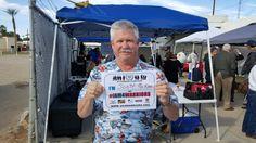 Scott McKee says #IAM4WARRIORS