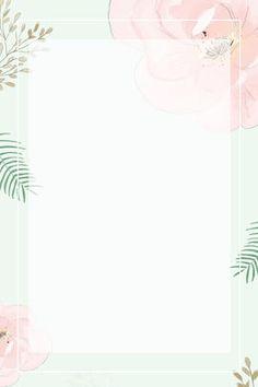 invitation card flower leaf hand painted Flower Background Wallpaper, Flower Backgrounds, Beautiful Wedding Invitations, Floral Wedding Invitations, Wedding Invitation Card Template, Invitation Cards, Wedding Background Images, Invitation Background, Banner Design