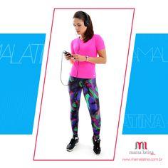 #Inspiração  A música pode ser uma aliada poderosa na hora dos treinos.  E para treinar, use sempre #MamaLatina!  www.mamalatina.com.br  #fitness #moda #treino #gym #academia #musculação