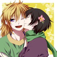 Zeno and Kaya. X(