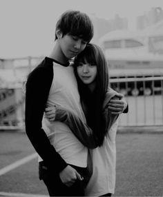 #cute #couple #ulzzang #love ♥