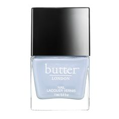 The Hottest Nail Colors Right Now - Butter London in Kip  - from InStyle.com