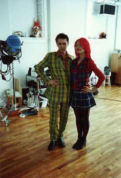 Miki's Photo Album-Miki Berenyi Interview Part 2 Max Rebo, Anthony Kiedis, Britpop, Fashion Sewing, Rock N Roll, My Music, Cool Kids, Lush, Crowd